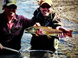 bitterroot river brown trout flyfishing