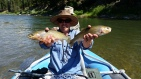 doubles on the blackfoot river