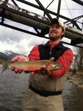 flyfishing the bitterroot for cutthroat