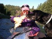 Guided Flyfishing Trips in Missoula Montana