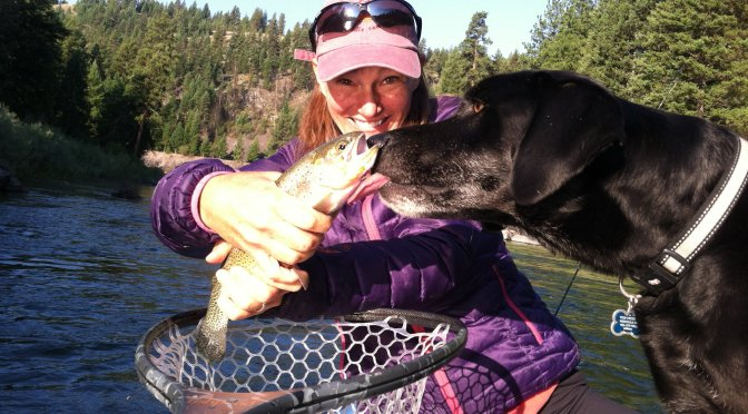 Guided Flyfishing Trips in Missoula Montana