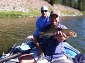 is that axel rose flyfishing in montana