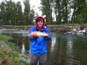 streamer fishing on the clark fork river